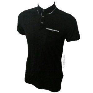 TED BAKER LONDON Derry Slim Fit Polo size 3